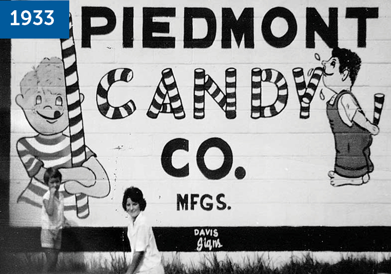 Piedmont Candy Co 1933
