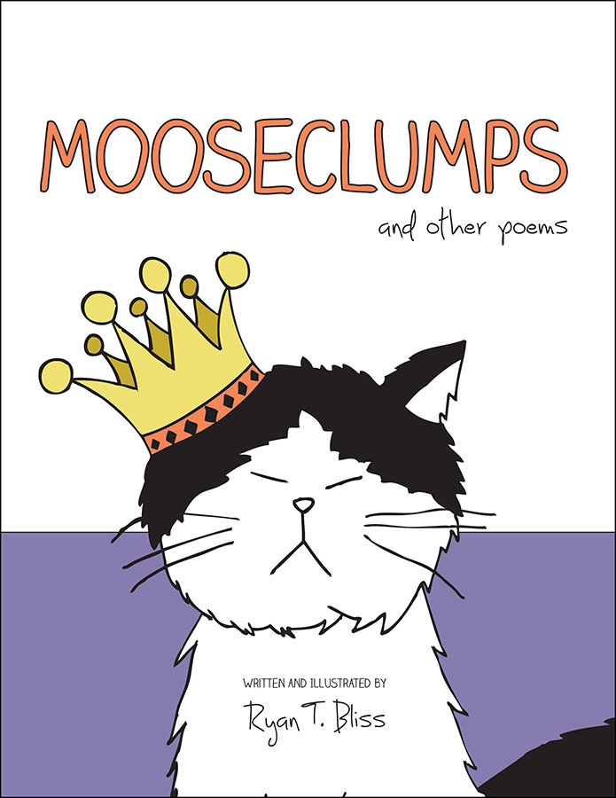 mooseclumps cover design border