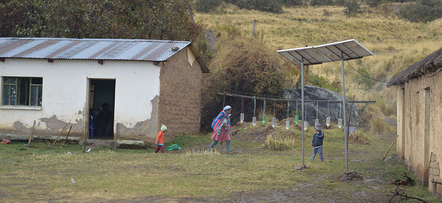 Electric Power Is Key To The Future Of A Bolivian Village Carolina