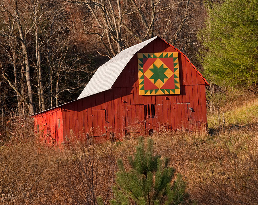 Ashe County Arts Barn Quilt Project