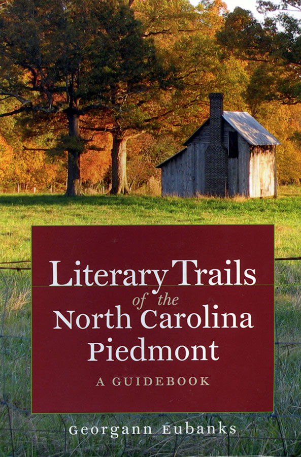 literary trails book cover