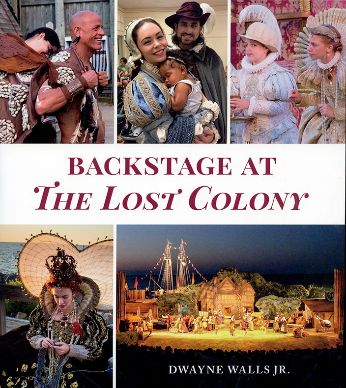 Lost Colony book