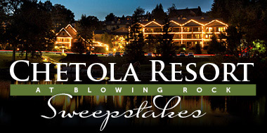 Chetola Resort at Blowing Rock Sweepstakes