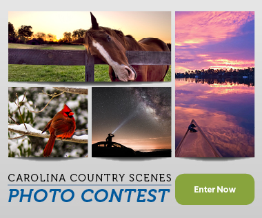Enter the Carolina Country Scenes Photo Contest
