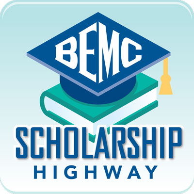 BEMC NEW Scholarship Highway logo