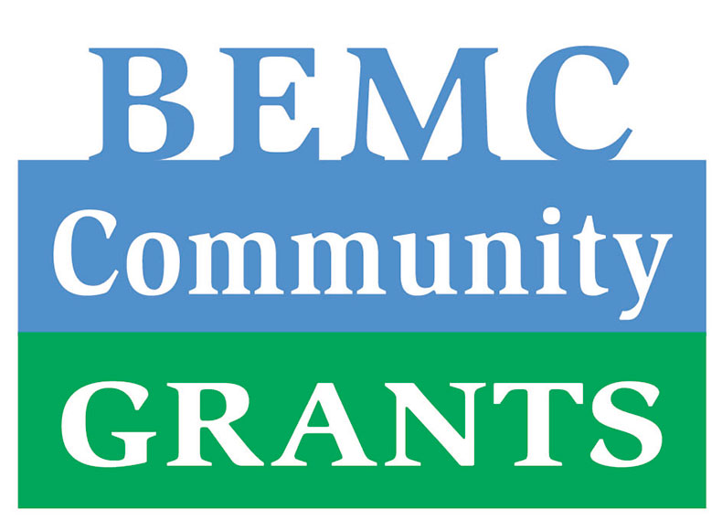 BEMC Community Grants logo