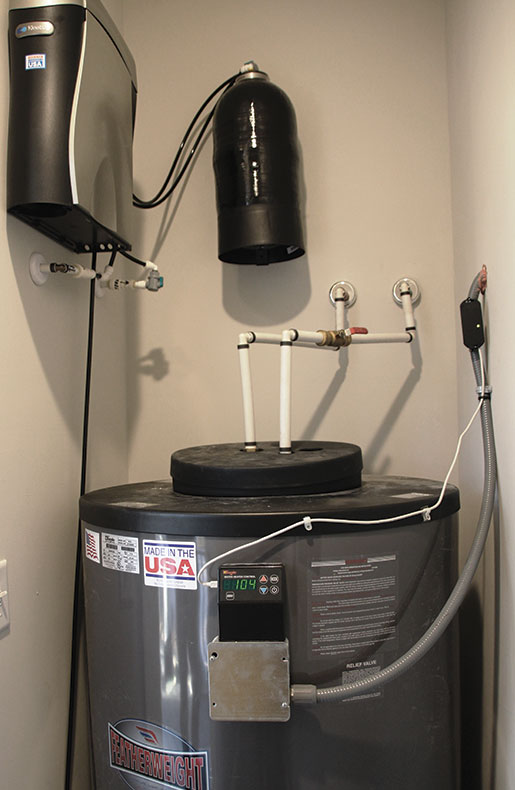 HeronsNest waterheater