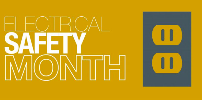 Image result for national electrical safety month