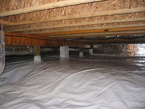 Consider Closing The Crawl Space Carolina Country
