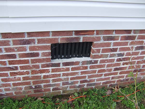 crawl space vents crawlspace vents carolina country 28833