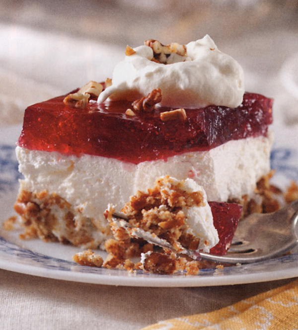 Cranberry Pretzel Salad Carolina Country