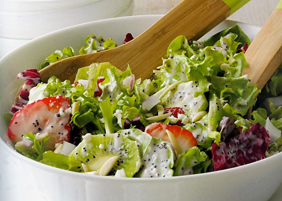 Berry Tossed Salad Carolina Country