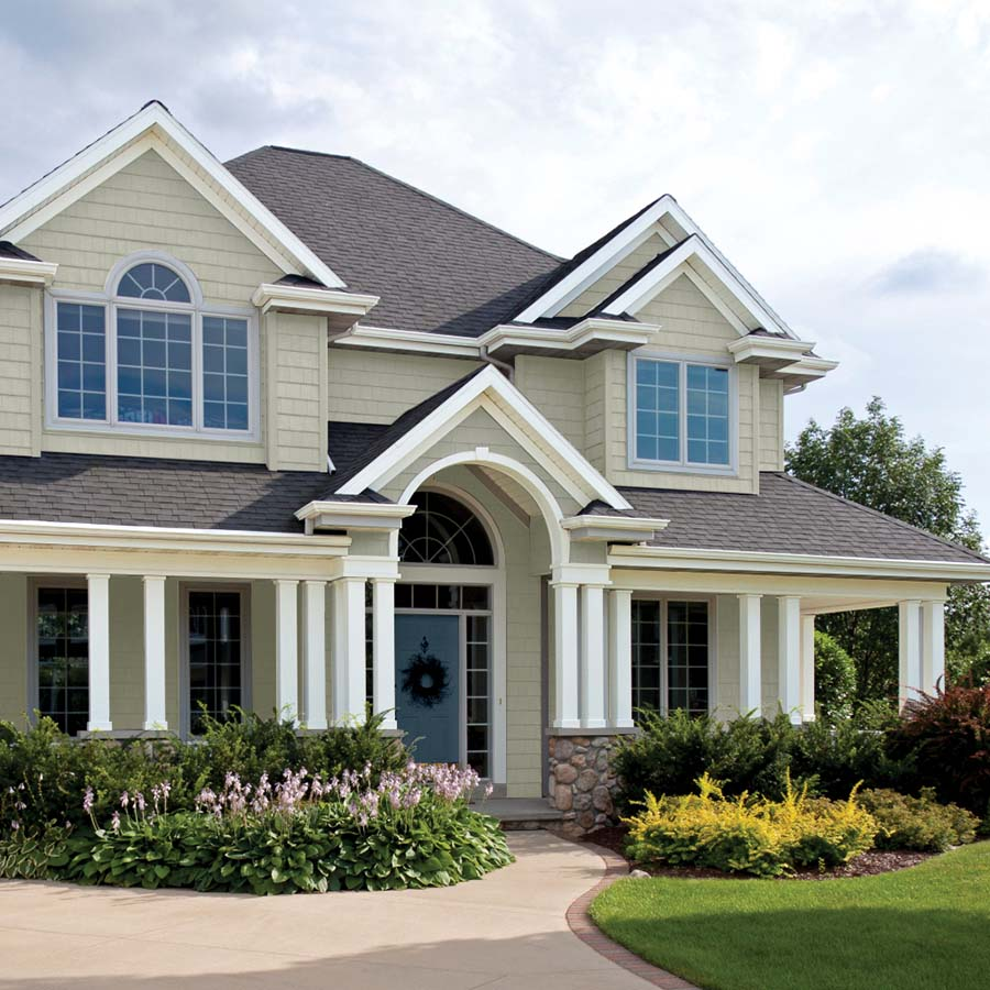 Power of paint carolina country for Exterior water based paint