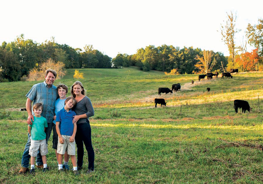 Farm living the place to be carolina country for Ranch and rural living