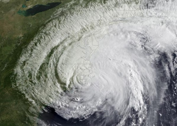 When Hurricane Irene Ravaged  Eastern North Carolina