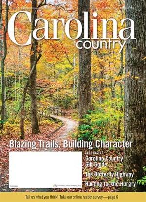 November 2016 Carolina Country