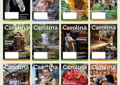 Carolina Country Cover-palooza