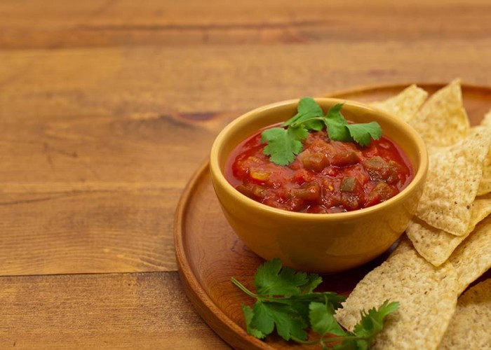 Favorite Canned Salsa