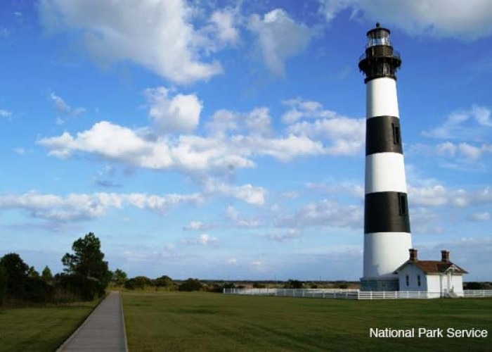 Bodie Island Lighthouse is open for climbing