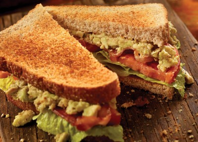 Bacon-Avocado Sandwich