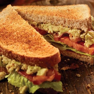 Bacon-Avocado Sandwich