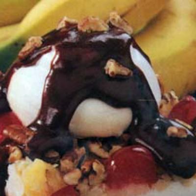 Banana Split Supreme