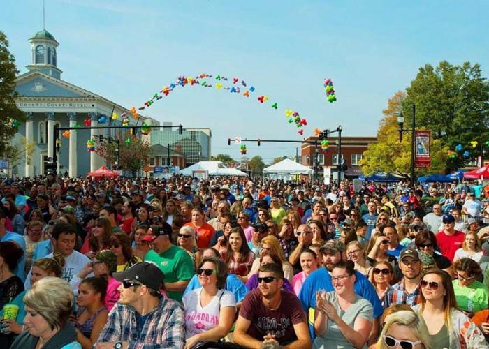 101 North Carolina Festivals