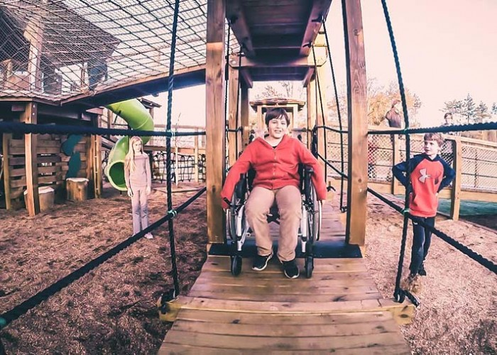 Accessible attractions