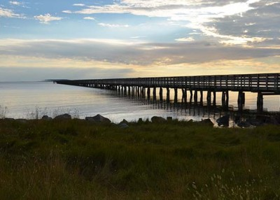 The Bell Island Fishing Pier