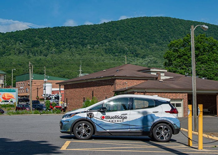 EV Adventure: The Mountains are Calling