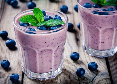 Blueberry Bounce Smoothies