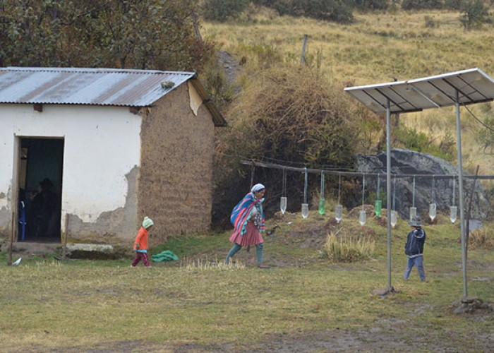 Electric Power is Key to the Future of a Bolivian Village