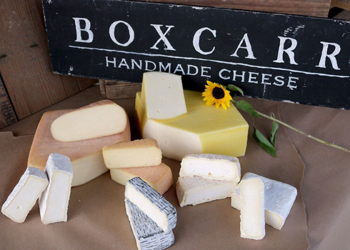 Southern Culture Meets Italian Roots at Boxcarr Handmade Cheese