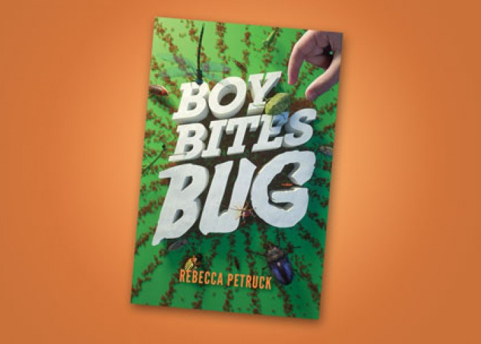 A Good Read: Boy Bites Bug