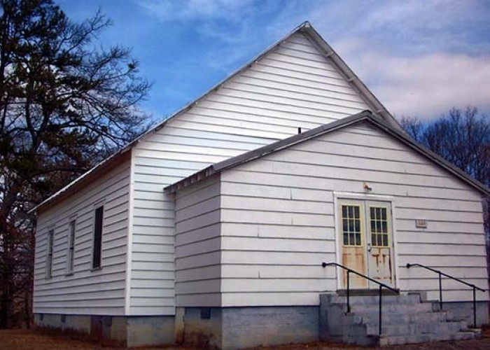 The Old Church at Laurel Springs
