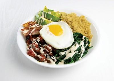 Breakfast Salad Bowl