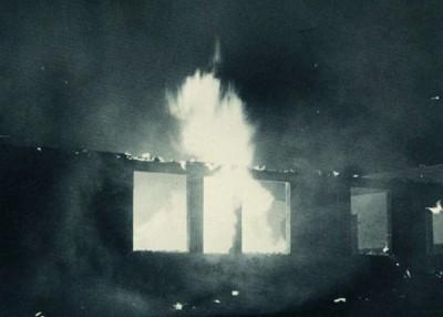 The East Bend School Fire