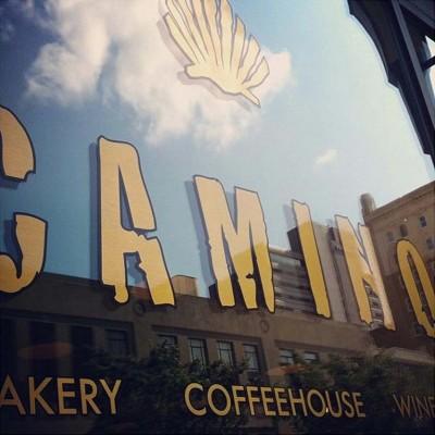 Camino Bakery's Tomato Pie