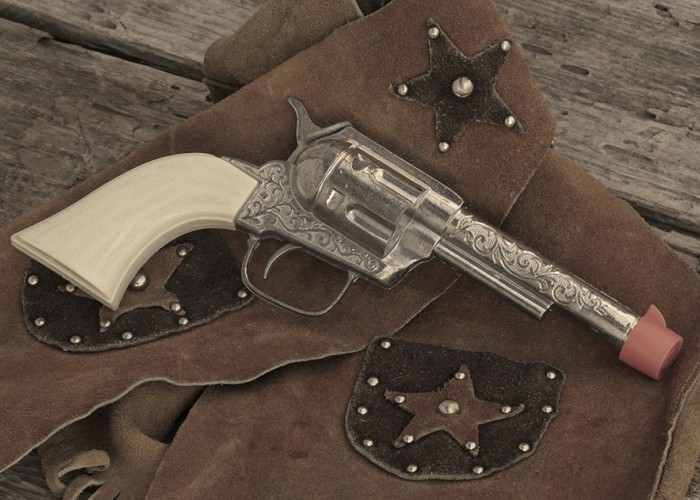 The Replica Fanner Cap Pistol