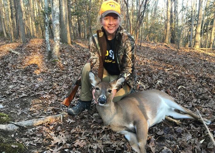 Marking a Deer Season Milestone
