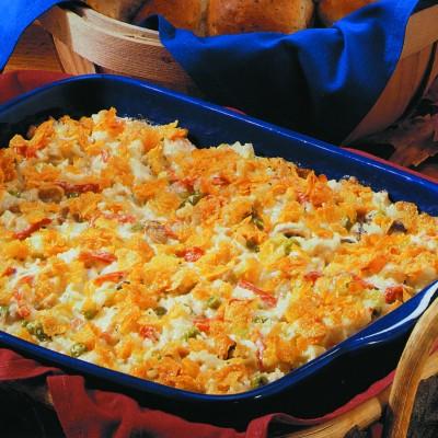 Potluck Chicken Hot Dish