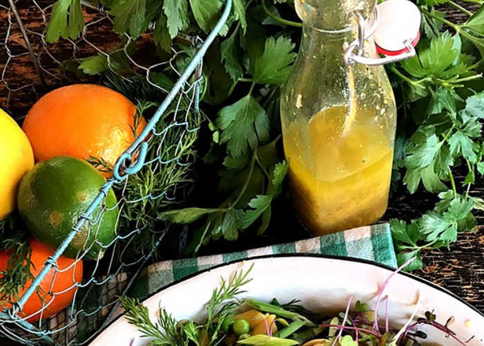 Citrus-Dill Vinaigrette