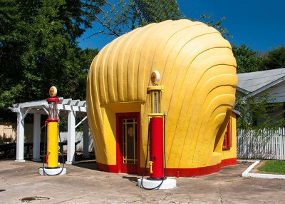 Your Favorite Roadside Attractions