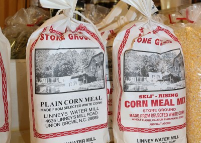 Stone-Ground Goodness comes from Linney's Mill