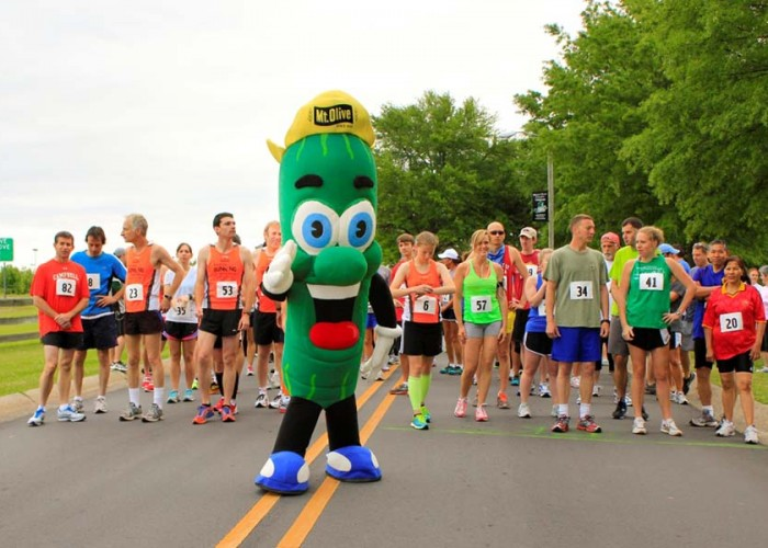 Mount Olive celebrates with 30th annual N.C. Pickle Festival