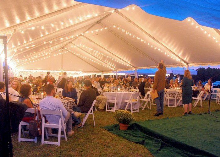 Farm Dining in the Piedmont