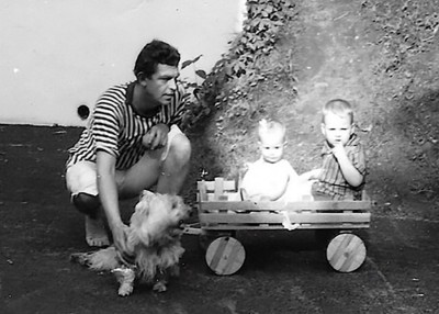 Andy Griffith: A Real Dad, Too
