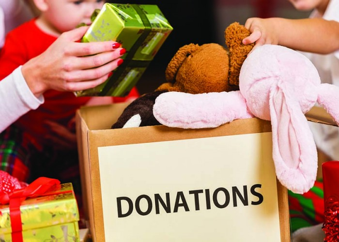 'Tis the Season for Charitable Giving