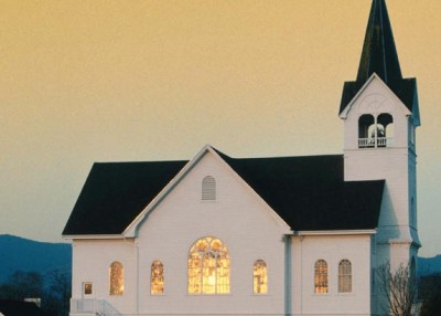 Low-cost measures help churches cut energy bills
