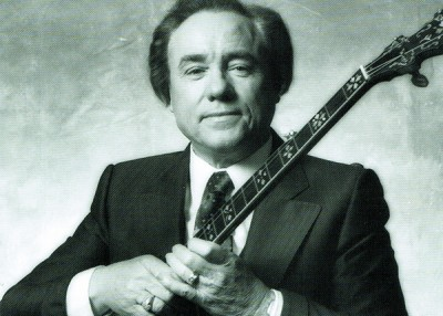A new center showcases the late, great Earl Scruggs